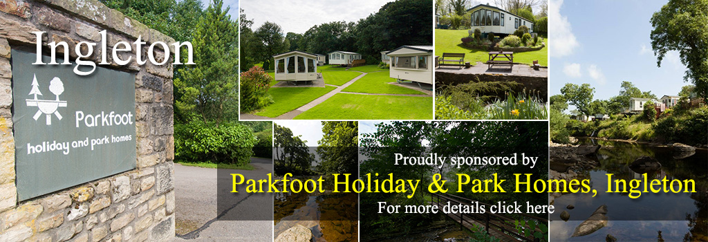 Visit The Yorkshire Dales Parkfoot Holiday Park Homes
