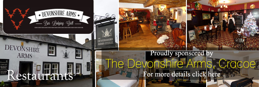 The Devonshire Arms Cracoe