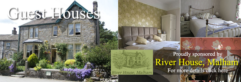 GUEST HOUSES IN THE YORKSHIRE DALES