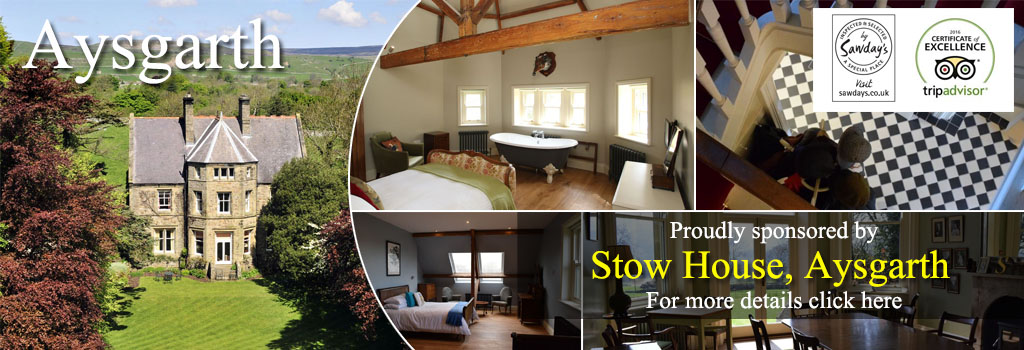 Stow House Aysgarth accommodation