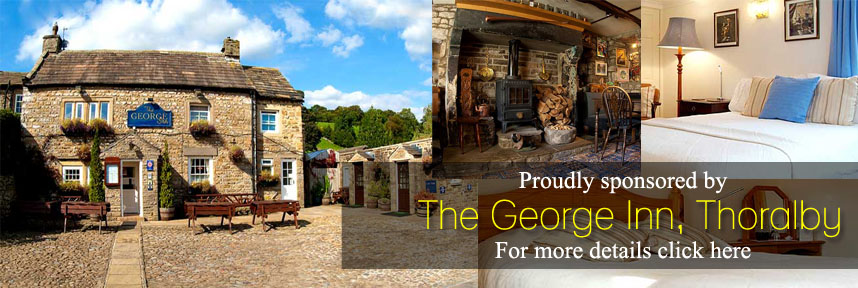 The George Inn Thoralby Accommodation Inn Pub Yorkshire Dales