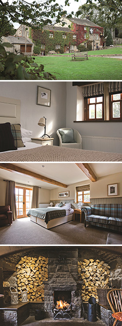 The lister arms malham for Best restaurants with rooms yorkshire dales
